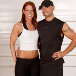 Laura and Mick Glaze, Personal Trainers