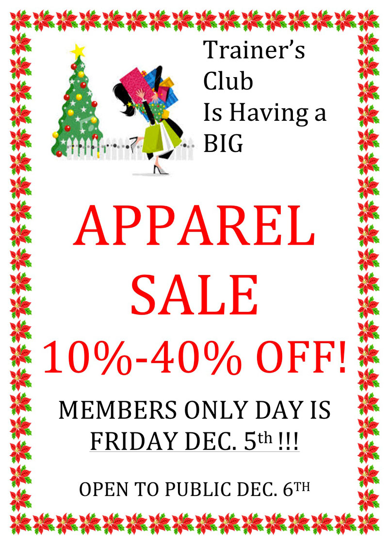 Holiday-Group-class-schedule-and-apparel-sale-ends-Sunday