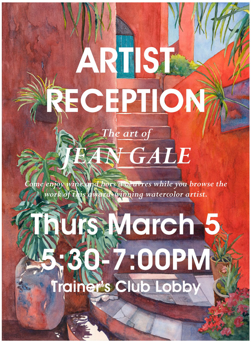 Jean-Gale-reception-flyer